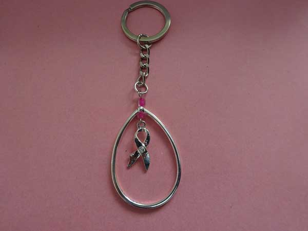 Keyring Tear Drop